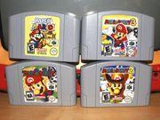 Nintendo N64 Spiele