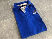 Hollister Poloshirt - Blau in der