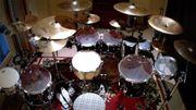 Schlagzeuger sucht Coverband oder auch