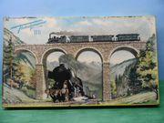 Fleischmann Eisenbahn 381 3 Touropa Set