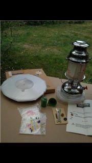 Starklicht Petroleumlampe Westfalia Neu