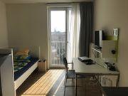 1-Zimmer Appartement mit eigener Küche