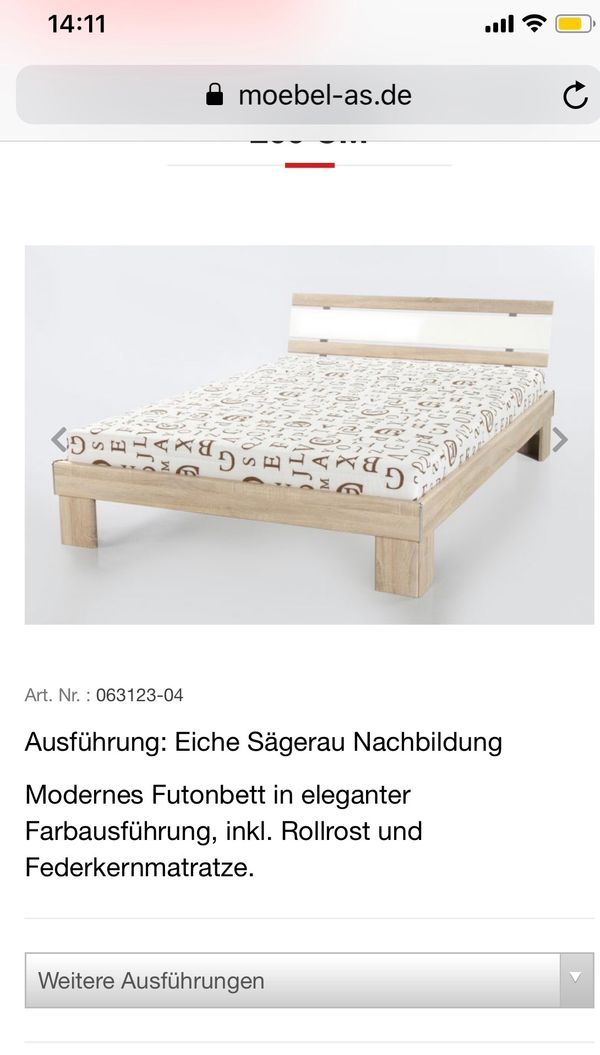 Betten 140x200 Gebraucht Zuhause