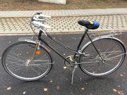Verkehrstaugliches Fahrrad im guten Zustand