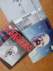 Scorpions Lp Schallplatte Heavy Metal