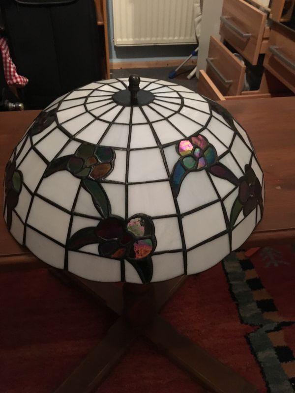 tiffanyglas gebraucht kaufen 3 st bis 75 g nstiger. Black Bedroom Furniture Sets. Home Design Ideas