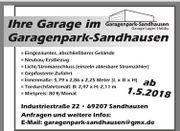 Garage/ Stellplatz in