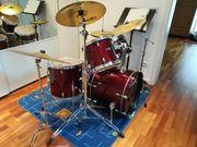 Schlagzeug Basix Drumset 3 mit