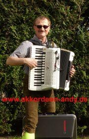 Akkordeonspieler in Münster Ahlen Ahaus