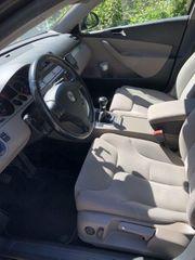 Volkswagen Passat Kombi mit Standheizung