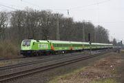 FLIXTRAIN Bahn Freifahrt //