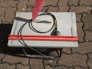 Fliesenschneider elektrisch