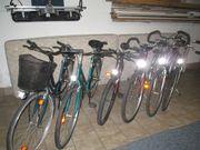 Fahrräder, gebraucht