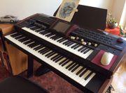 Wersi Orgel Abacus K1 mit