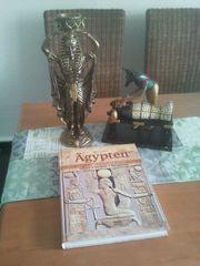 Ägytische Decofiguren und ein Limitierts
