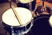 Schlagzeugunterricht - Gutschein für