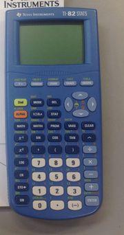 Taschenrechner TI 82