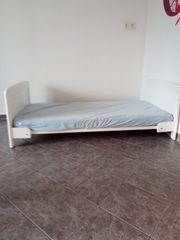 Gitterbett Kinderbett 140 x 70
