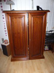 fernsehschrank antik haushalt m bel gebraucht und. Black Bedroom Furniture Sets. Home Design Ideas