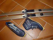 Langlaufski Marke FISCHER CROWN Royal