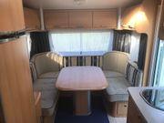 Wohnwagen incl Vorzelt EZ 2010