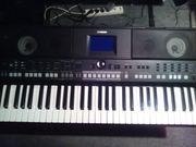 Yamaha workstation PSR S650 TOP-Zustand