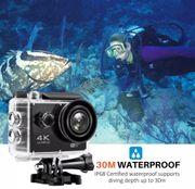4K UHD Pro Kamera Sensor