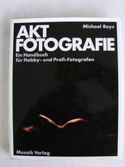 Buch Aktfotografie v Michael Boys