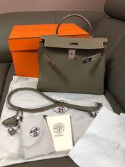 Hermes Paris Kelly Bag K32