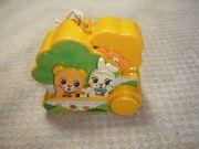 gelbe Spieluhr von Chicco