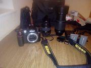 Nikon D80 Reflexkamerra