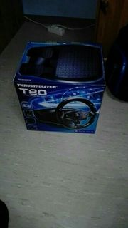 PS4/PS3 Thrustmaster
