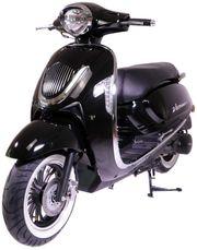 Razory Veterano 125ccm Schwarz Motorroller