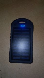 Solar Powerbank 4000