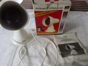 Infrarot - Strahler mit Philipps Infrarotlampe