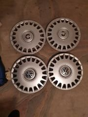 Original Radkeppe VW Golf Passt