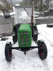 Traktor Fahr D17