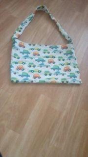 schöne handmade wickeltasche