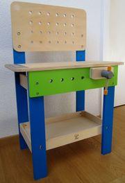 Werkbank Hape + Bauset