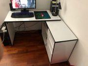Schreibtisch plus gratis