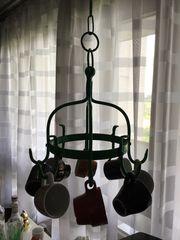 Aufhänger für Espresso Tassen