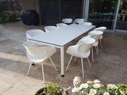 Design Gartengarnitur Tisch