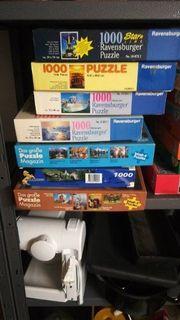 Puzzle-Sammlung
