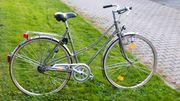 Damenrad Vintage KTM mit Doppelrahmen