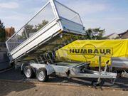 NEU** Humbaur HTK3000.