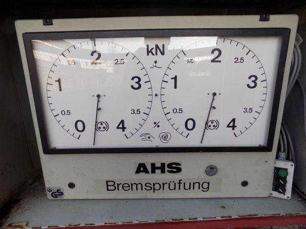 Bremsenprüfstand AHS Typ » KFZ-Werkzeug, Werkstattausrüstung