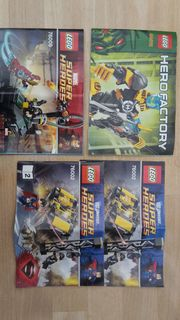 LEGO-Sammlung Teil