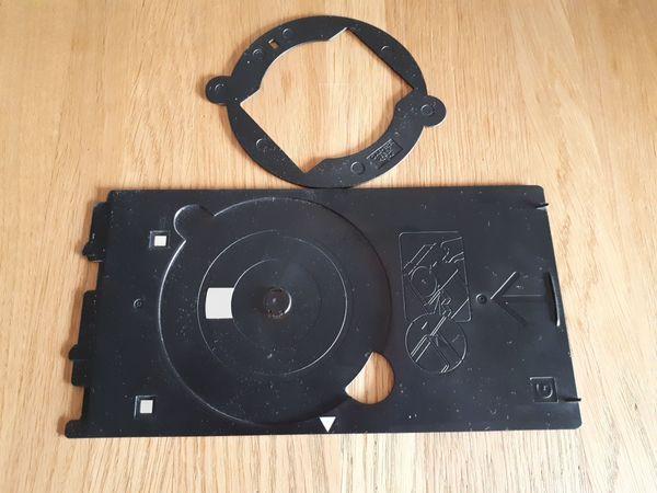 CD-Trays für Canon Drucker