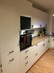 Ikea Küche komplett Induktion Geschirrspüler