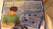 Radio-Bausatz zu